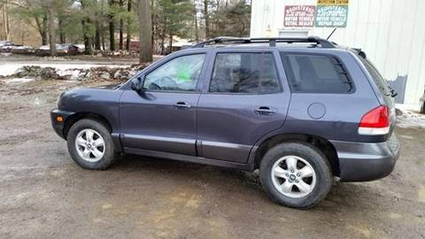 2005 Hyundai Santa Fe for sale in Greenwich, NY