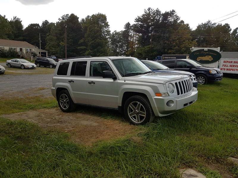 2008 Jeep Patriot For Sale At Car Emporium In Greenwich NY