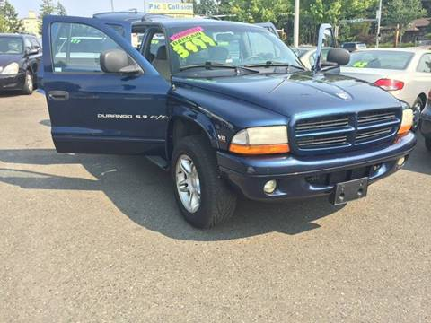 2000 Dodge Durango for sale in Federal Way, WA