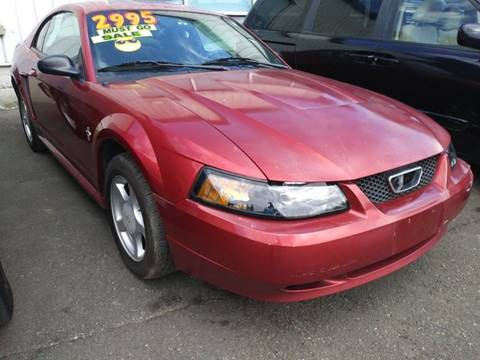 2003 Ford Mustang for sale at Federal Way Auto Sales in Federal Way WA