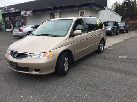 1999 Honda Odyssey for sale at Federal Way Auto Sales in Federal Way WA