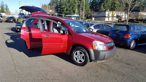 2005 Chevrolet Equinox for sale at Federal Way Auto Sales in Federal Way WA