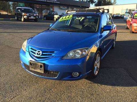 2006 Mazda MAZDA3 for sale at Federal Way Auto Sales in Federal Way WA