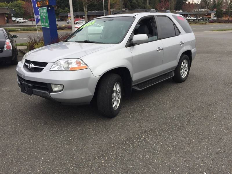 2003 Acura MDX for sale at Federal Way Auto Sales in Federal Way WA