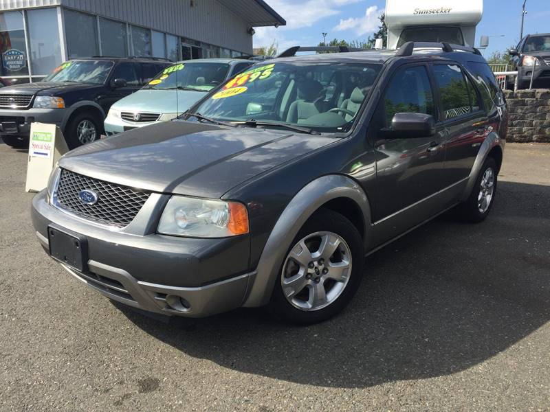 2005 Ford Freestyle Sel In Federal Way Wa Federal Way Auto Sales