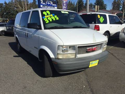 1999 GMC Safari Cargo for sale in Federal Way, WA