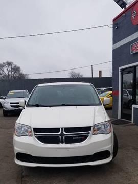 2013 Dodge Grand Caravan for sale in Detroit, MI