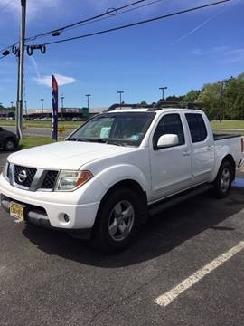 2006 Nissan Frontier for sale at Postorino Enterprise LLC in Dayton NJ