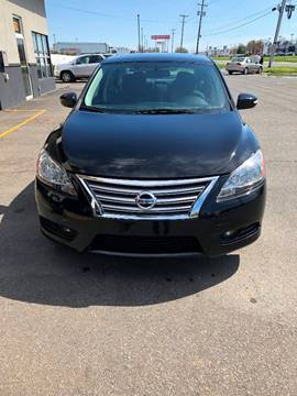 2013 Nissan Sentra for sale at Postorino Enterprise LLC in Dayton NJ