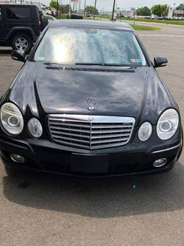 2008 Mercedes-Benz E-Class for sale at Postorino Enterprise LLC in Dayton NJ