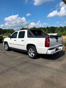 2010 Chevrolet Avalanche for sale at Postorino Enterprise LLC in Dayton NJ