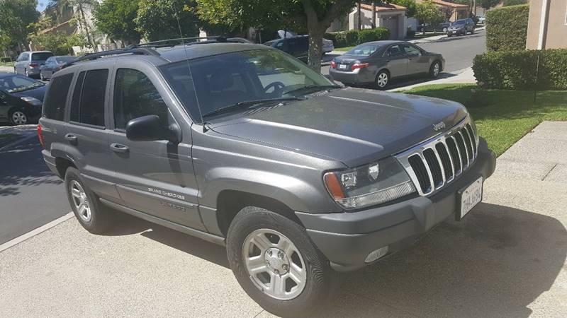 2003 Jeep Grand Cherokee for sale at Coast Auto Motors in Newport Beach CA