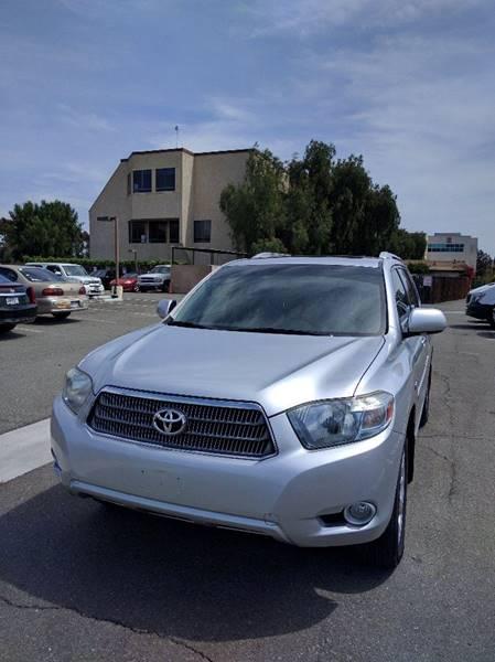 2009 Toyota Highlander Hybrid For Sale At Coast Auto Motors In Newport  Beach CA