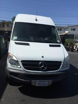 2013 Mercedes-Benz Sprinter Cargo for sale in Newport Beach, CA