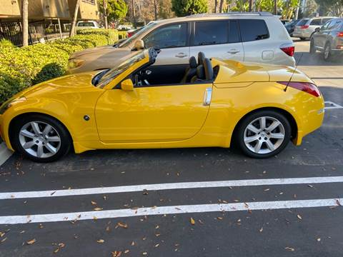 Costa Mesa Nissan >> 2005 Nissan 350z For Sale In Newport Beach Ca