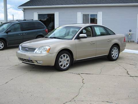 2007 Ford Five Hundred for sale in Rochelle, IL
