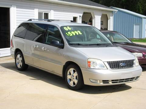 2006 Ford Freestar for sale in Rochelle, IL
