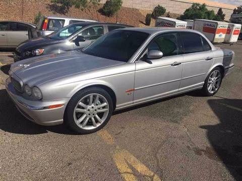 2004 Jaguar XJR for sale at 505 Auto Sales in Albuquerque NM