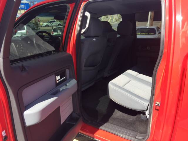 2013 Ford F-150 for sale at 505 Auto Sales in Albuquerque NM