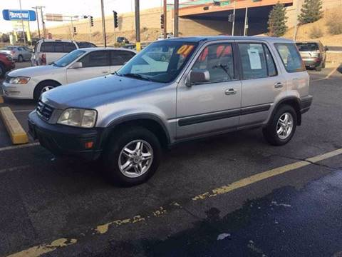 2001 Honda CR-V for sale at 505 Auto Sales in Albuquerque NM
