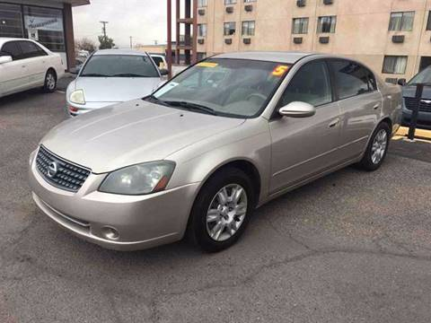 2005 Nissan Altima for sale at 505 Auto Sales in Albuquerque NM