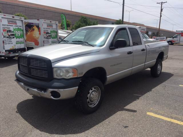 2005 Dodge Ram Pickup 2500 for sale at 505 Auto Sales in Albuquerque NM