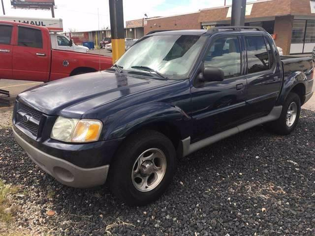 2003 Ford Explorer Sport Trac for sale at 505 Auto Sales in Albuquerque NM