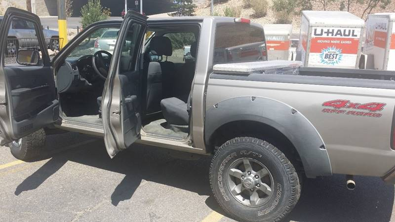 2003 Nissan Frontier for sale at 505 Auto Sales in Albuquerque NM