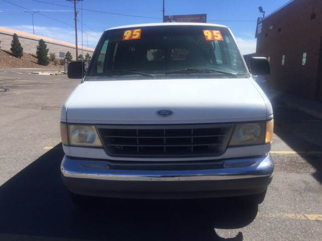 1995 Ford E-350 for sale at 505 Auto Sales in Albuquerque NM