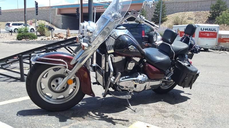 2000 Suzuki Intruder 1500LC for sale at 505 Auto Sales in Albuquerque NM