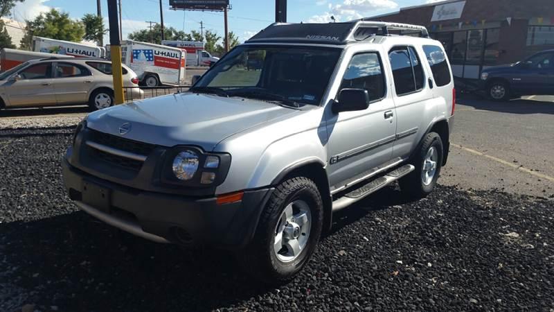 2004 Nissan Xterra for sale at 505 Auto Sales in Albuquerque NM