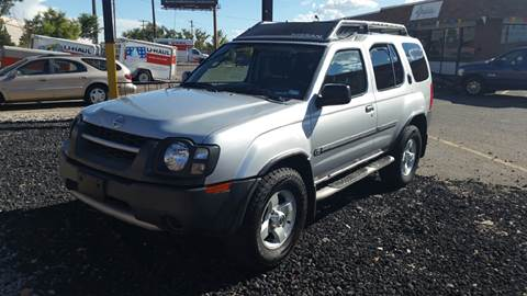 2004 Nissan Xterra for sale at 505 Auto Sales in Albuquerque NM