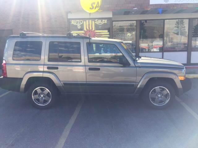 2006 Jeep Commander for sale at 505 Auto Sales in Albuquerque NM