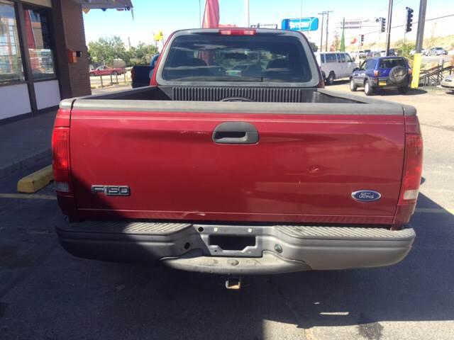 2003 Ford F-150 for sale at 505 Auto Sales in Albuquerque NM