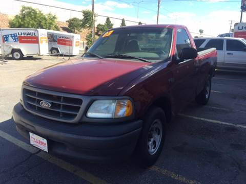 2003 Ford F-150 for sale at 505 Auto Sales in Albuquerque NM