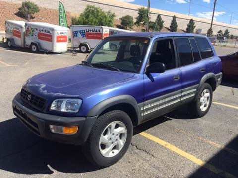 1998 Toyota RAV4 for sale at 505 Auto Sales in Albuquerque NM