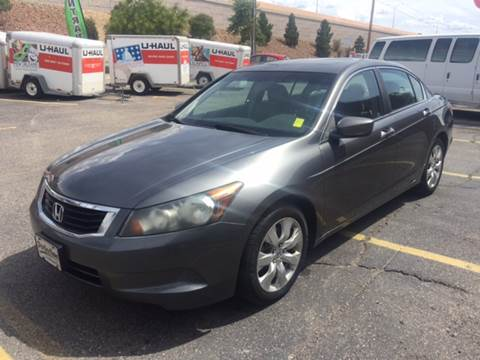 2009 Honda Accord for sale at 505 Auto Sales in Albuquerque NM