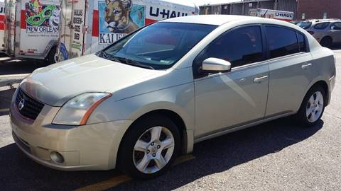 2008 Nissan Sentra for sale at 505 Auto Sales in Albuquerque NM