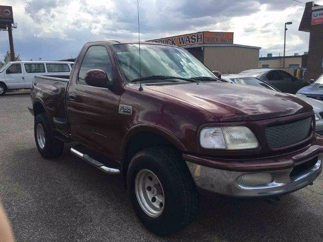 1997 Ford F-150 for sale at 505 Auto Sales in Albuquerque NM