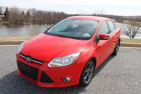2014 Ford Focus for sale in Edgewood, MD