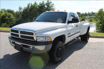 2002 Dodge Ram Pickup 3500