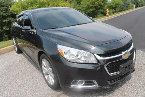2014 Chevrolet Malibu for sale in Edgewood, MD