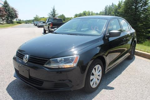 2013 Volkswagen Jetta for sale in Edgewood, MD