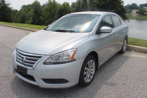 2014 Nissan Sentra for sale in Edgewood, MD