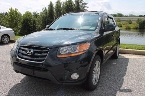 2010 Hyundai Santa Fe for sale in Edgewood, MD
