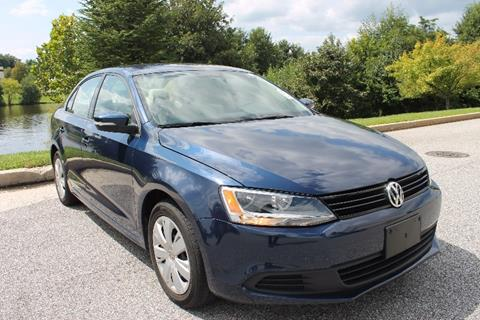 2014 Volkswagen Jetta for sale in Edgewood, MD