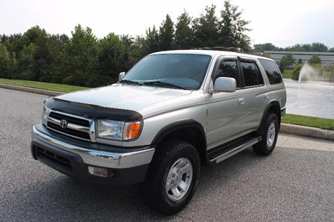 1999 Toyota 4Runner for sale in Edgewood, MD
