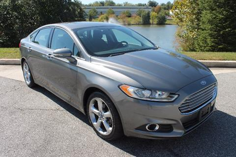 2013 Ford Fusion for sale in Edgewood, MD