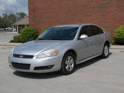 2010 Chevrolet Impala for sale in Indianapolis, IN