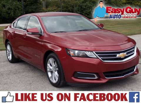 2015 Chevrolet Impala for sale in Indianapolis, IN